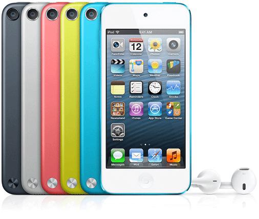 Apple iPod Touch 5, fiche technique et présentation de l