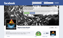 FACEBOOK ALGERIE ROUTE
